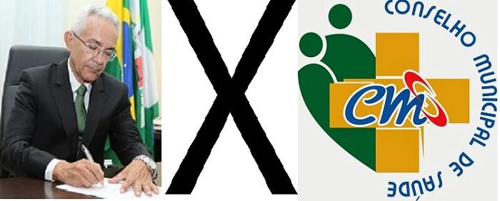 Prefeito anula resolução do Conselho Municipal de Saúde que 'legislava' sobre trâmite de processos