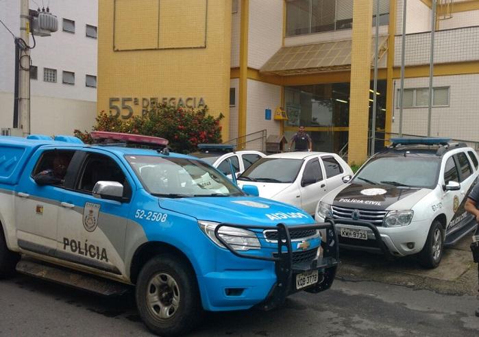 Suspeito de estuprar enteadas de 09 e 11 anos é preso em Queimados
