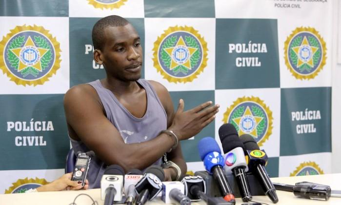 Justiça adia julgamento do matador da Baixada