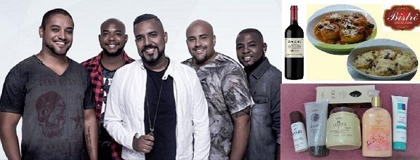 Ganhe Ingressos para o show do 'Clareou' no Feijoada Samba Clube, no Dia da Mães no PORTAL