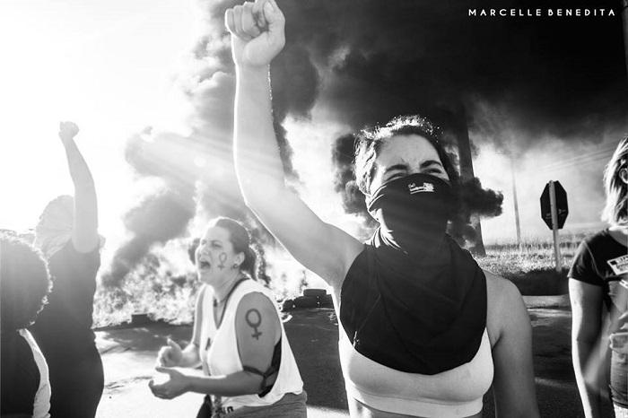 Alunas da 'Rural' fazem protestos contra estupros e no mesmo dia estuprador é preso