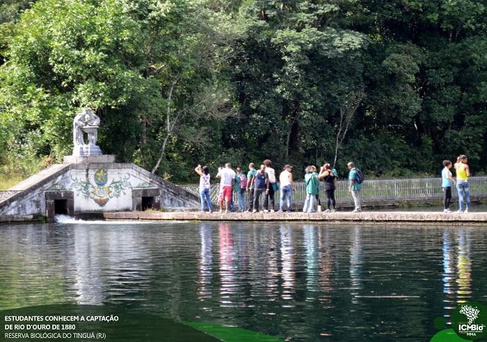 Ambientalistas iguaçuanos querem transformar Reserva do Tinguá em Parque Nacional