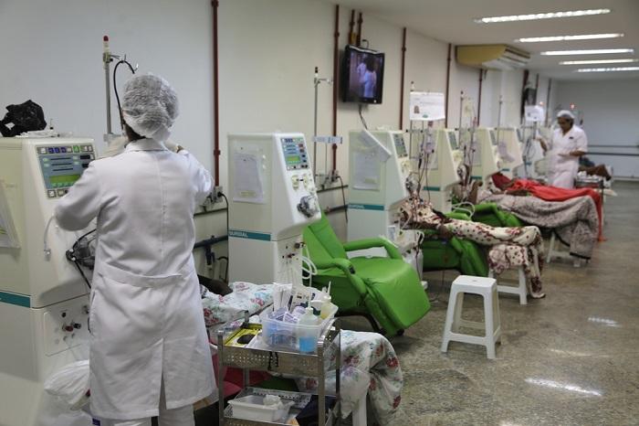 Queimados tem 135 vagas sobrando para quem precisa de hemodiálise