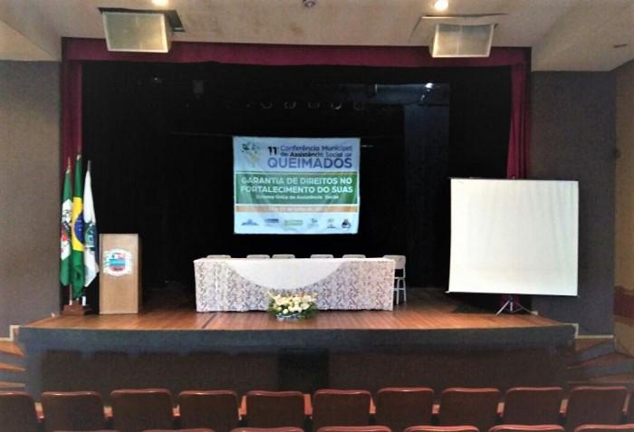 Começa hoje a Conferência Municipal de Assistência Social de Queimados