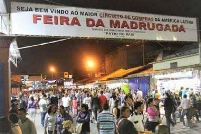 Versão itinerante da famosa Feira do Brás chega nesta sexta em Queimados e fica por aqui até domingo, 30/07