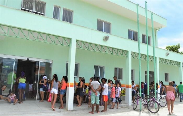 Postos de Saúde de Queimados voltam à vacinação de rotina contra a Febre Amarela