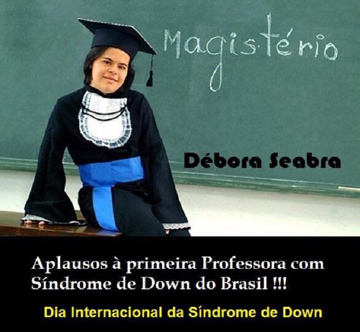 Hoje é Dia Internacional da Síndrome de Down