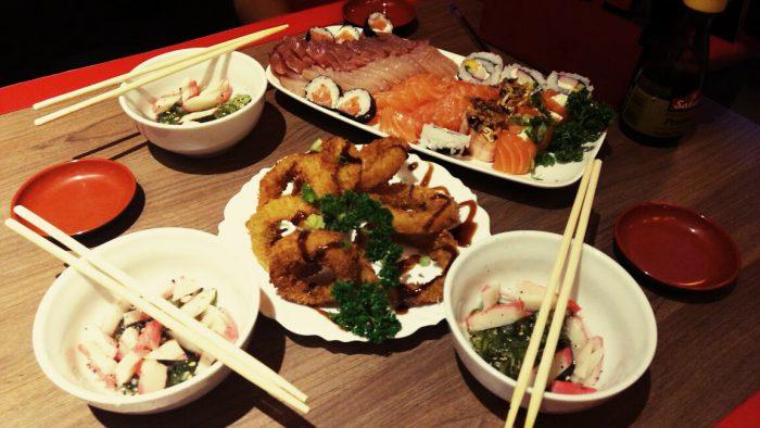 Aproveite a promoção deste final de semana do Sansake, restaurante japonês da Estrada do Lazareto: 10% de desconto para clientes do PORTAL, nos 'combinados'