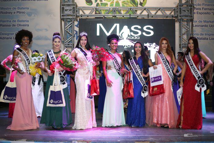 Inscrições abertas para o Concurso Miss Baixada 2018.