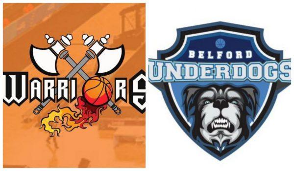 Time de basquete Queimados Warriors realizará jogo gratuito na Praça dos Eucaliptos neste sábado, 23/06, contra o Belford Underdogs.