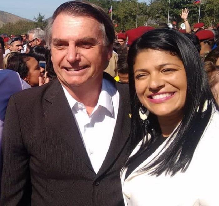Convenção do PSL oficializa a candidatura de Jair Bolsonaro à Presidência da República e a queimadense Alana Passos teve seu nome aprovado para disputar uma vaga na ALERJ