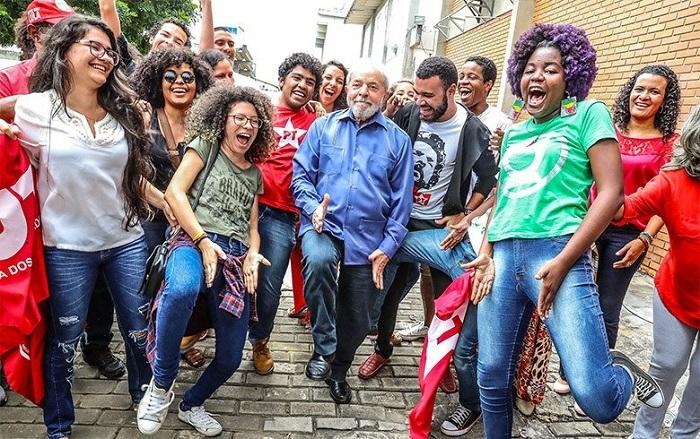 Rio terá neste sábado manifestação político-musical em defesa de Lula