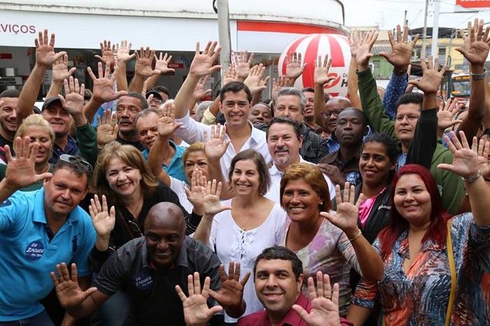Queimados recebe três candidatos ao governo do estado nos dois primeiros dias de campanha eleitoral