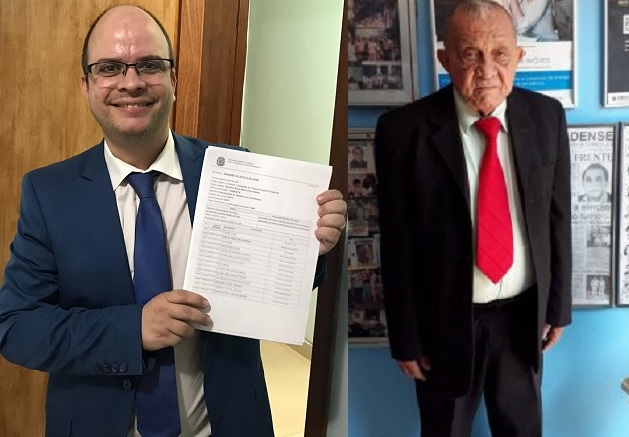 Osmário Dias pede ao TSE registro de candidatura avulsa à Presidência da República
