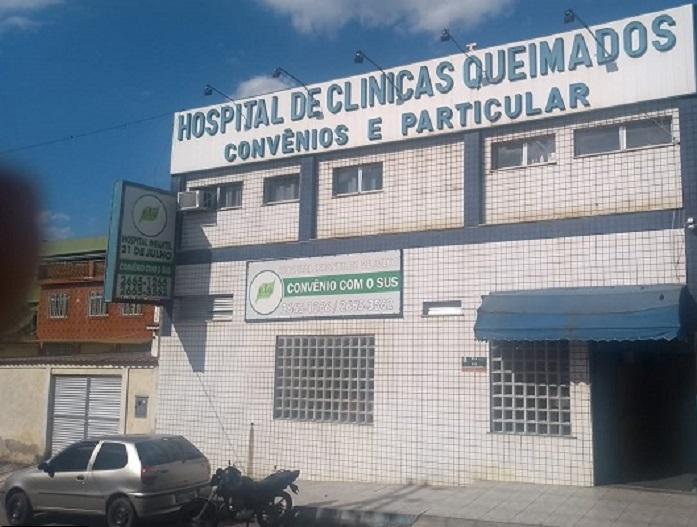 Hospital Infantil de Queimados voltou a atender normalmente. Até quando? Só Deus sabe…