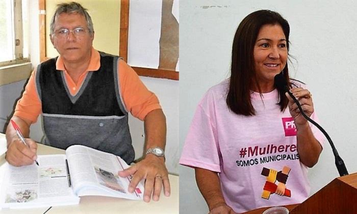 Professor Aristeu e Penha Ramires abrem, nesta terça-feira 11/09,  a programação de entrevistas do PORTAL aos  candidatos com domicílio eleitoral em Queimados