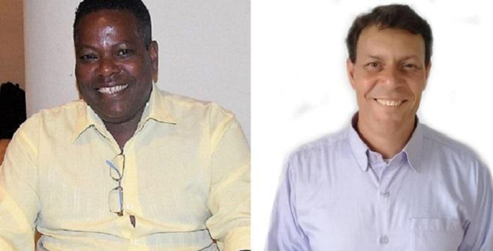 Arnô e Robson Hinz são os candidatos entrevistados desta sexta-feira, 21/09