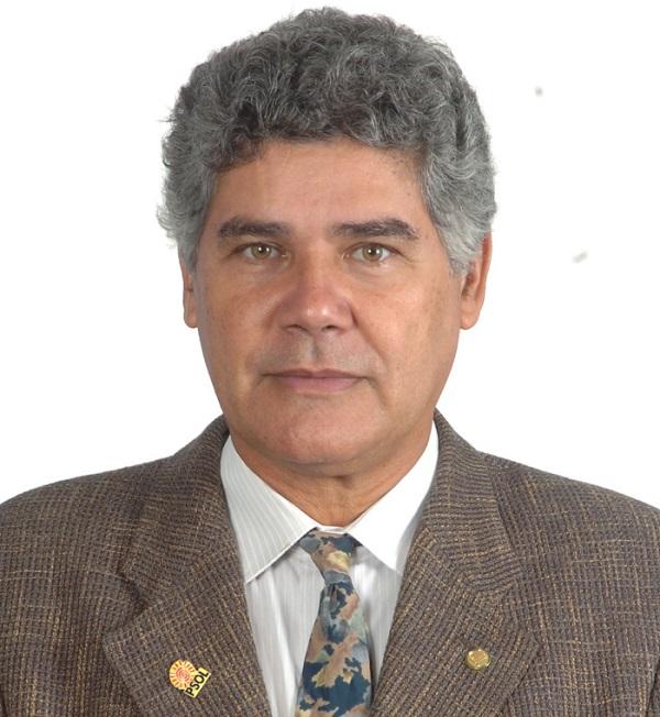 Chico Alencar em Queimados, nesta quinta-feira, 27/09