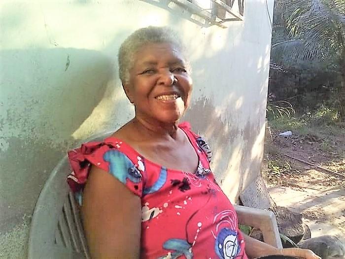 O Adeus à Dona Jocibede Raphael moradora do Parque Ipanema e ativista da comunidade católica