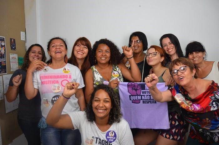 Mulheres queimadenses fazem neste sábado manifestação na Praça N. S. da Conceição, engrossando o coro nacional do 'Ele não' a Bolsonaro