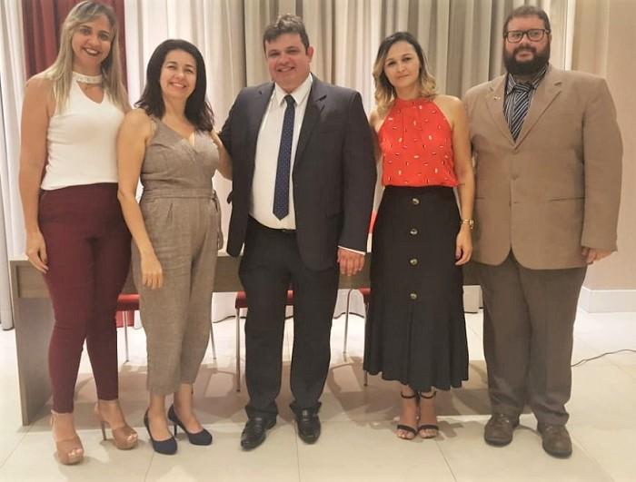 Renovação à vista: Dr. Alexandre Fontes lota o salão do Premier Flat no lançamento de sua pré-candidatura à presidência da OAB Queimados