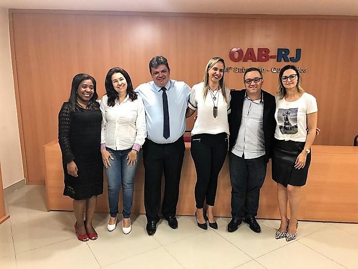 Subseção da OAB em Queimados tem nova Diretoria a partir de 1º de janeiro de 2019