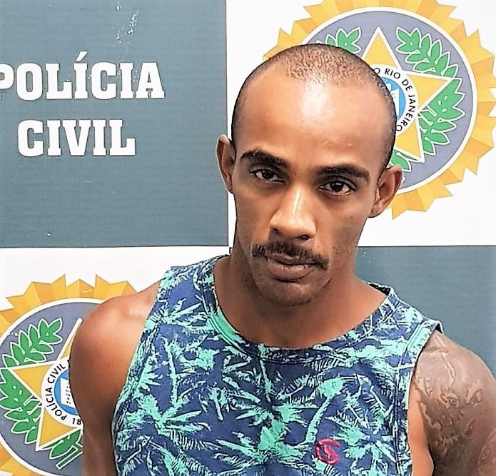 Preso homem que matou suposto 'Ricardão' em Nova Iguaçu no mês passado