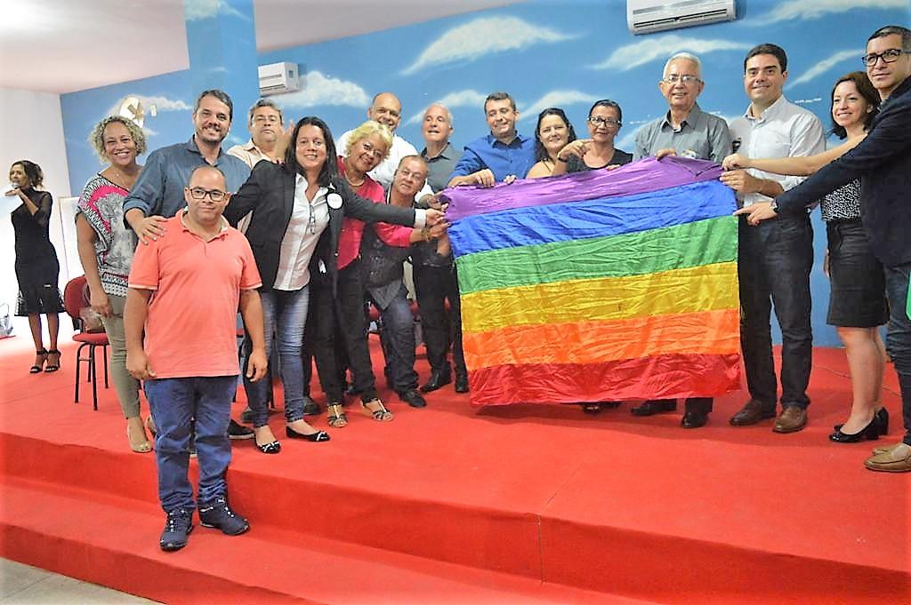 Comunidade LGBT ganha Centro de Cidadania em Queimados