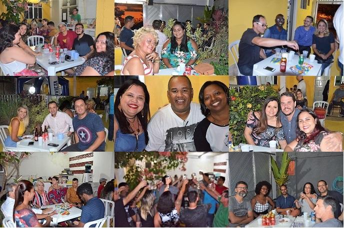 Homenagens, alegria e confraternização no aniversário de dois anos do Portal Queimados