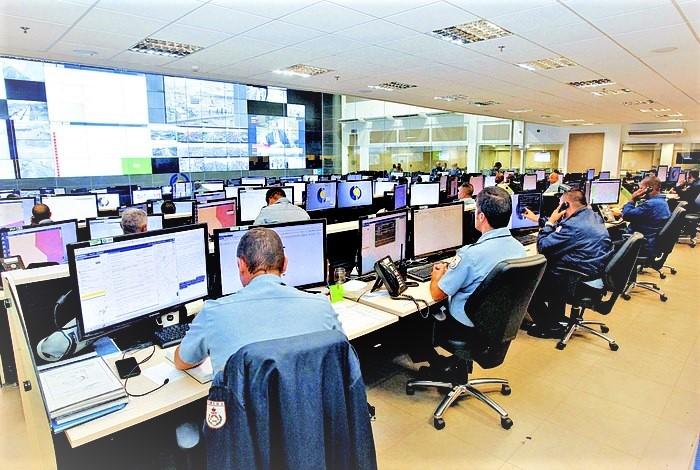Emergência da Polícia – 190 – temporariamente fora do ar