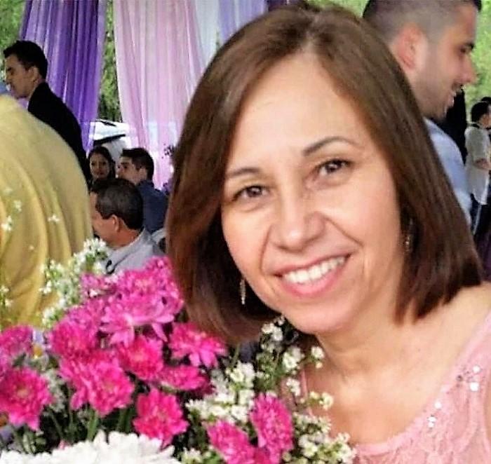 O adeus à professora Roberta Luxidi, esposa do empresário Jorge Roberto dos Santos