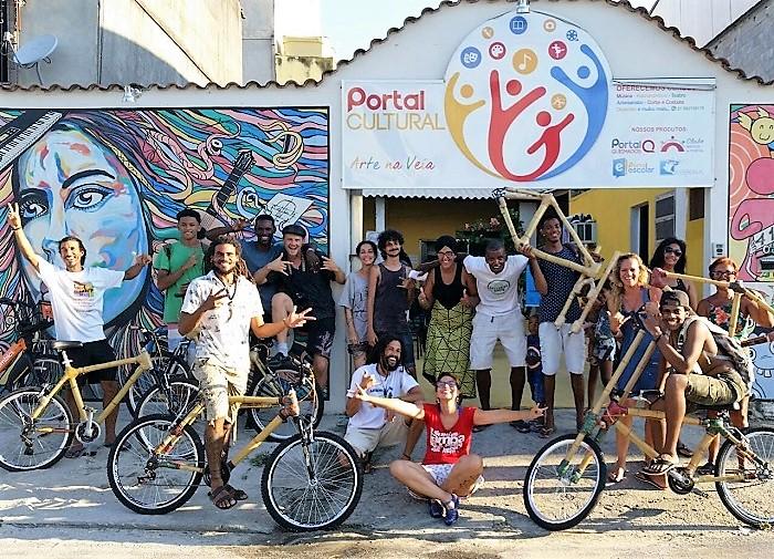 Greenbike leva Queimados ao 8º Foro Mundial de la Bicicleta, no Equador