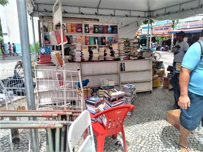 Começa nesta segunda, 11/03, a Feira da Associação Brasileira do Livro em Queimados. Desta vez os autores da cidade serão prestigiados.