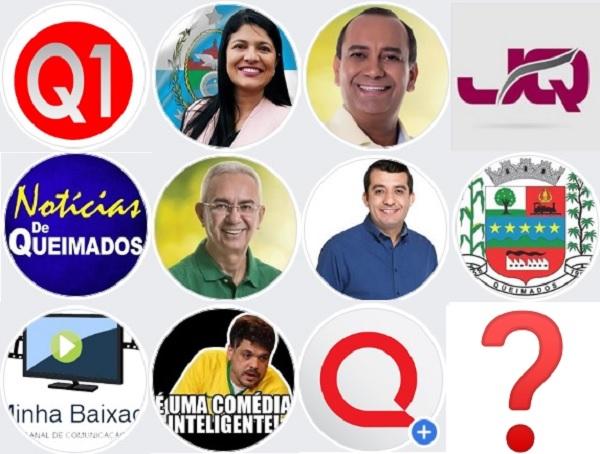 O Portal Q é a segunda página mais visitada pelos usuários do Facebook em Queimados. Advinha qual é a primeira ?