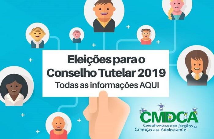 Estão abertas até 18 de maio as inscrições para concorrer a Conselheiro Tutelar do Município de Queimados