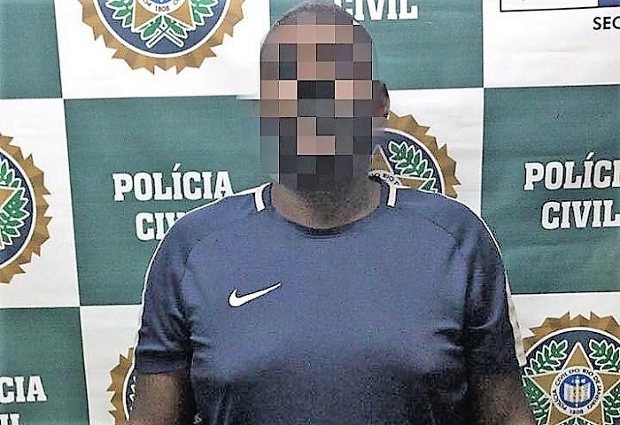 Mais um preso em Queimados por violência doméstica