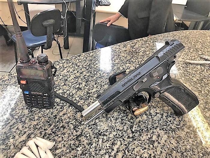 Morto em confronto com policiais menino de 14 anos envolvido com o tráfico de drogas na comunidade Brisamar em Itaguaí