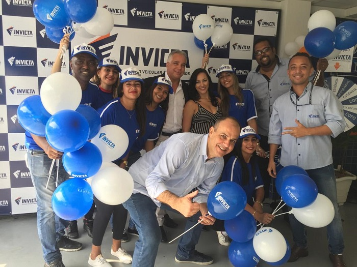 Invicta inaugura filial em Nova Iguaçu