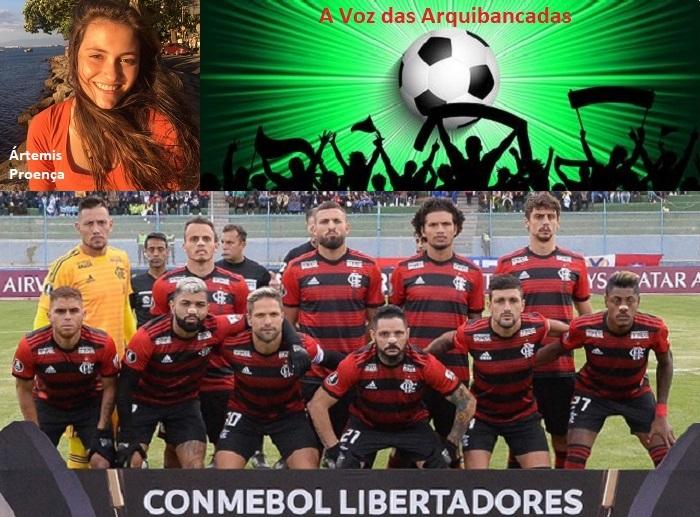 Flamengo vai Flamengar?