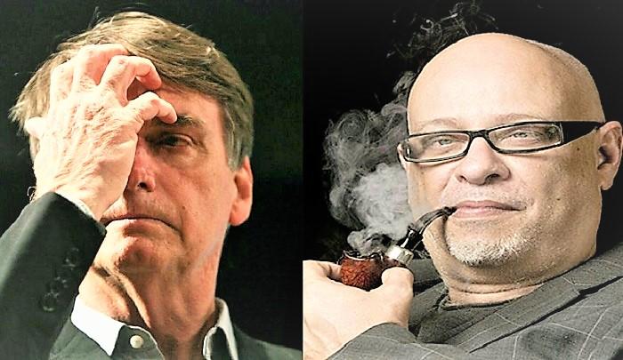 Filósofo de direita chama Bolsonaro de burro,Olavo de Carvalho de paranoico e alerta para possibilidade de impeachment