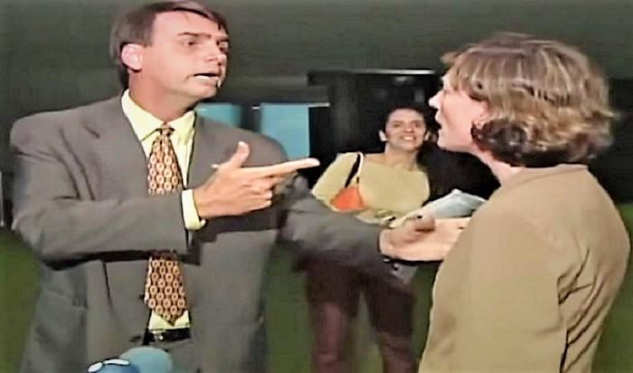 Em cumprimento a decisão judicial, Bolsonaro pede desculpas à deputada petista Maria do Rosário