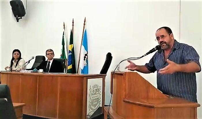 Davi Brasil condena atuação da polícia no episódio de ontem na Câmara Municipal de Queimados e cobra providências por parte do Presidente