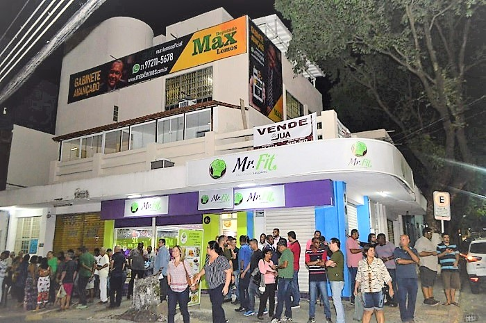 Max Lemos inaugura gabinete avançado na Baixada de olho na Prefeitura de Nova Iguaçu em 2020
