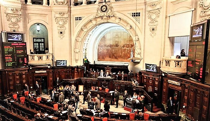 Presidente da Alerj promulga 12 leis que tiveram vetos do Governador Witzel derrubados