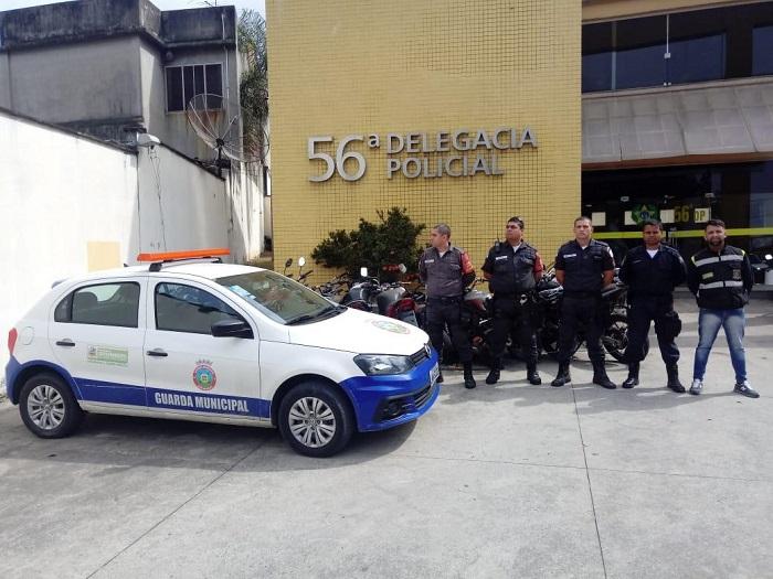 Policiais do Proeis prendem em flagrante em Queimados homem que agrediu a companheira