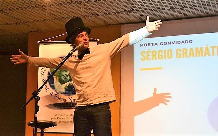 O 'Q da Poesia' de Sérgio Gramático Júnior