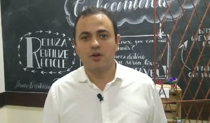 Glauber Braga estará em Queimados no sábado, 31/08, em Roda de Conversa sobre Direitos Humanos