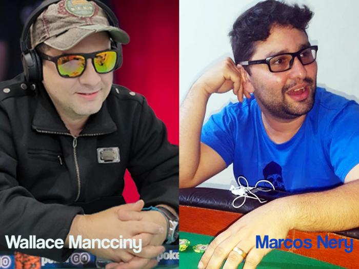 Wallace Manciny tem vitória apertada no campeonato de Poker de Queimados. Marcos Nery chegou em segundo