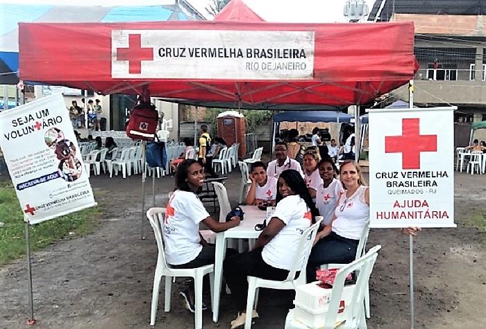 Começa no próximo sábado, 23/11, o Curso para Cuidadores da Cruz Vermelha, passaporte seguro para o mercado de trabalho