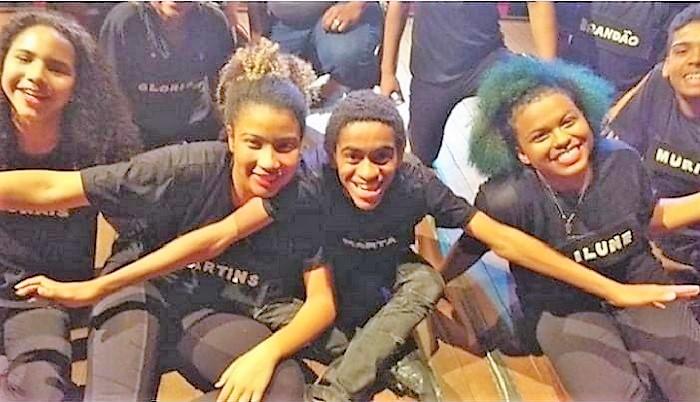 Uma aula no Teatro, o 'Q' da Educação